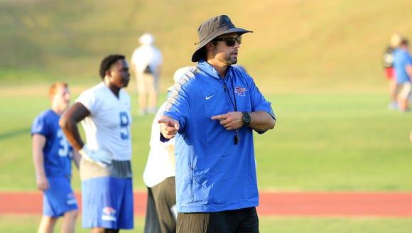 Louisiana Tech defensive coordinator Blake Baker discussed