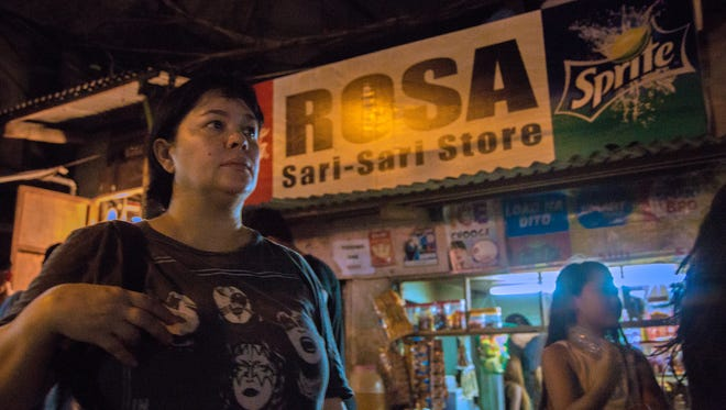 """A scene from """"Ma'Rosa"""" directed by Brillante Mendoza and screening at the Palm Springs International Film Festival."""