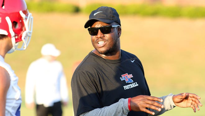 Karl Scott, who formerly coached at Louisiana Tech, Southeastern and Texas Tech, is the new defensive coordinator for the UL Ragin' Cajuns.