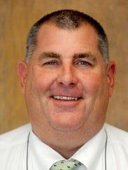 Bossier High principal David Thrash