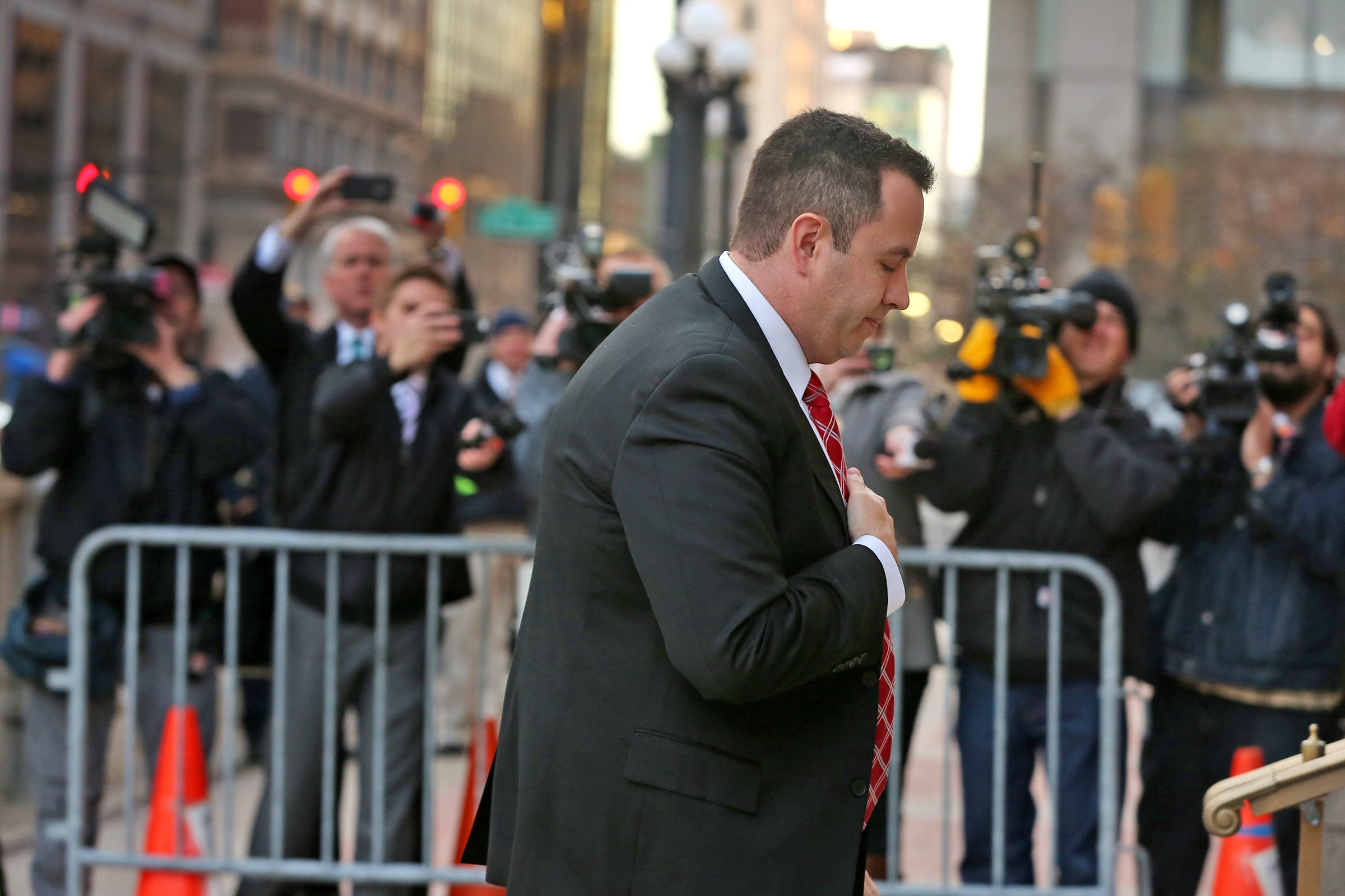 Jared Fogle files motion to have judge removed from his case