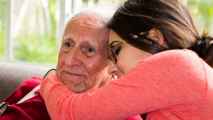 Caregivers and families struggle with the illness as they care for the individual, especially as the person becomes unable to recognize family and needs to be reminded how to do common tasks.