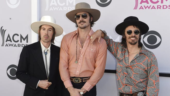 Midland are a nominee for the 2018 ACM Awards.