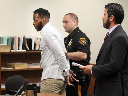 EST 0702 Former Rutgers football player sentenced