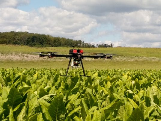 GeoAir drone