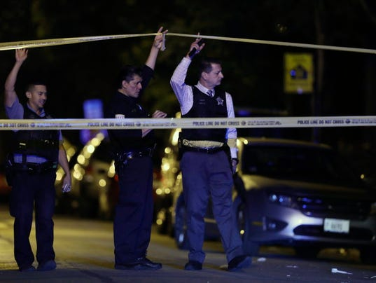 Chicago ends 2017 with 650 murders, a grim sign of improvement