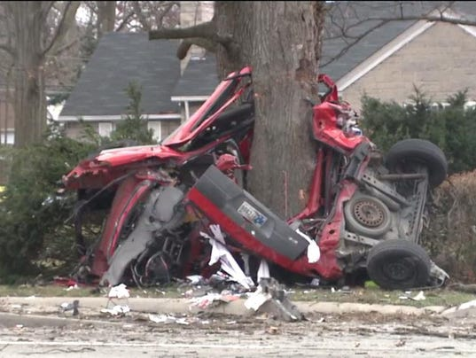 Teens Killed In Car Accident