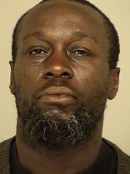 Jamal Jackson, of Ventura, was arrested Wednesday in