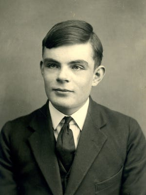British mathematician Alan Turing ended his life condemned for being gay.