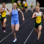 Great Falls High's Morgan Evans and CMR's Cali Modglin will be among the Electric City competitors at the State AA track meet this weekend.