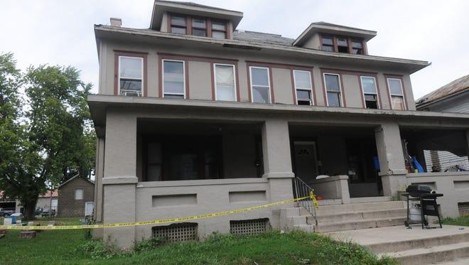 One body was found at 218 West Mansfield St., Bucyrus.