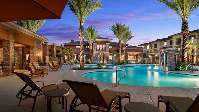 Apartments LLC, a joint venture between Mark-Taylor Inc. of Scottsdale and Kitchell Development Co. in Phoenix, sold Parcland Crossing apartments at 800 W. Willis Road in Chandler to PrivatePortfolio Group LLC of Seattle for $65 million.