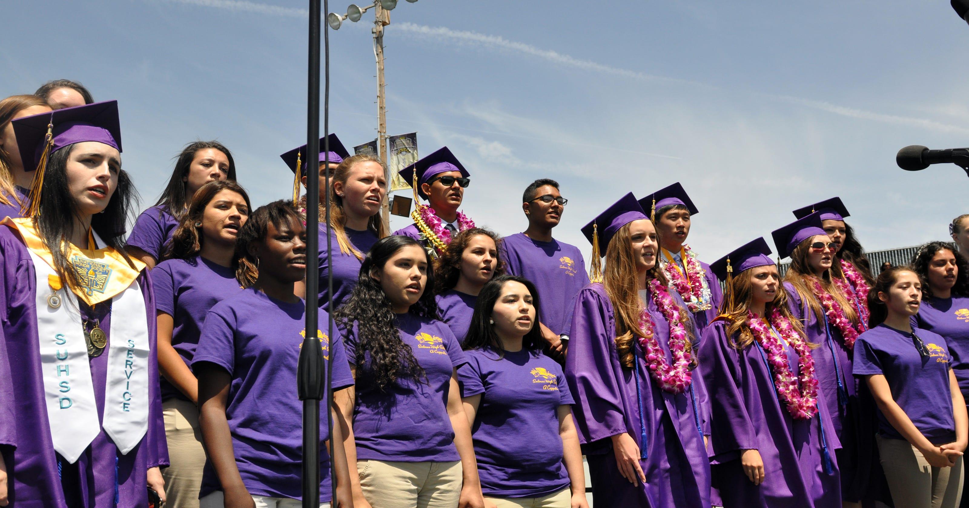 Salinas High School Class of 2014