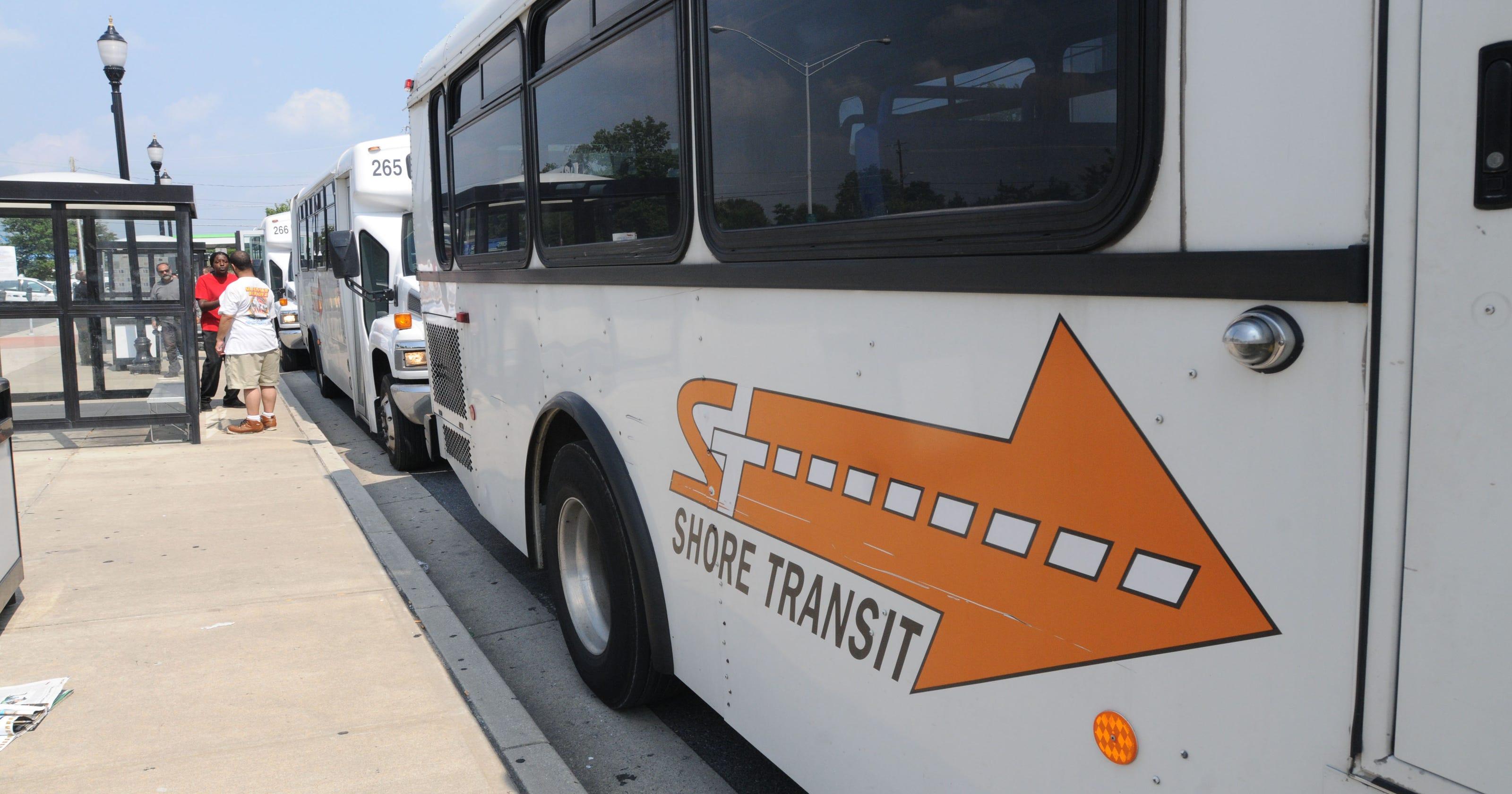 Public transportation sees increase along Eastern Shore