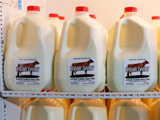Why raw milk is dangerous and needs to be regulated