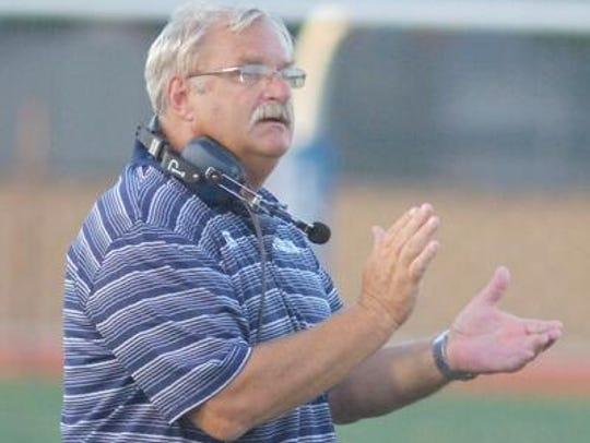 Coach John Bechtel sees the Falcons making gains after