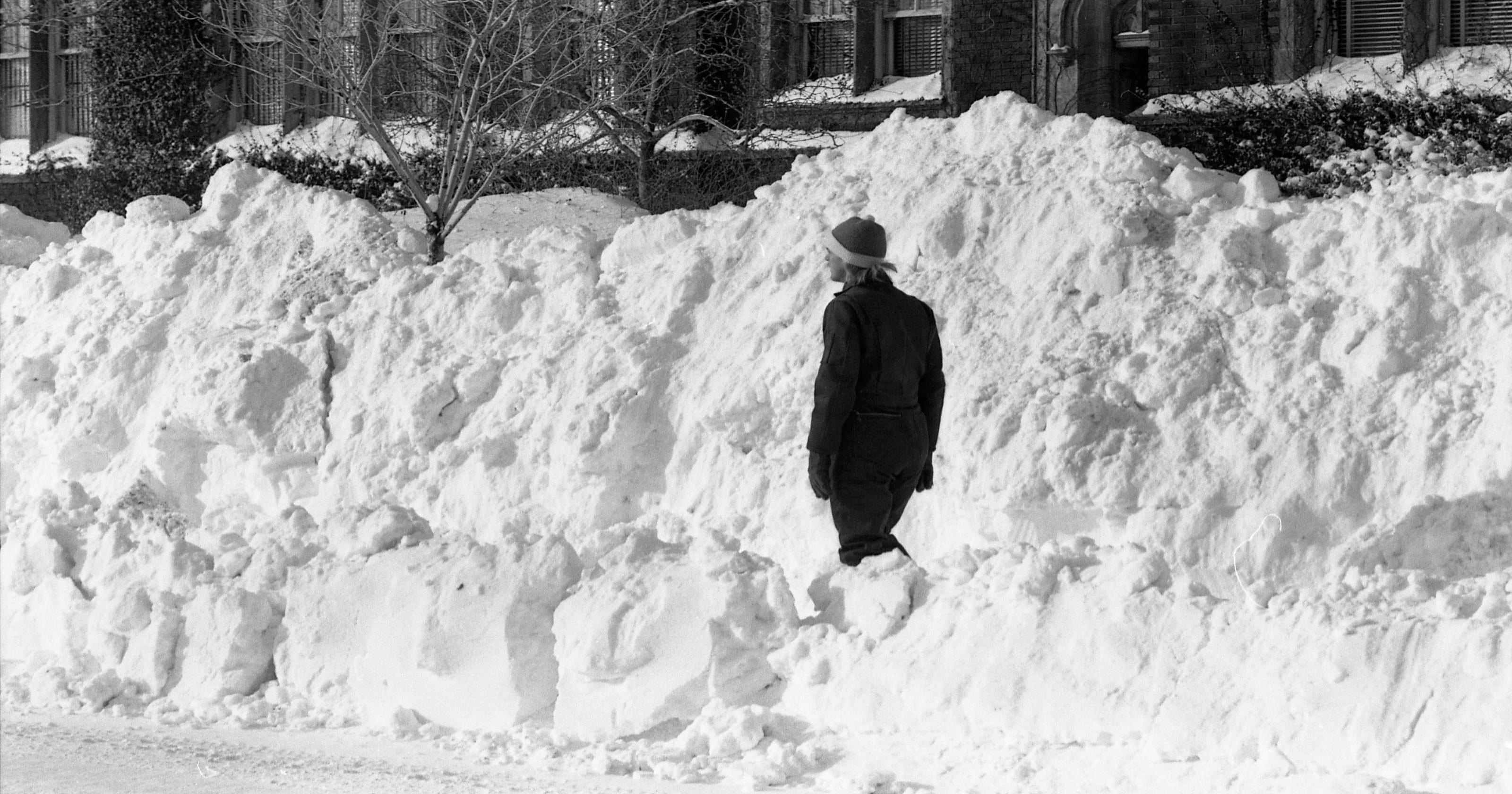 83 best images about blizzard on Pinterest   Union city ...  Muncie Snow