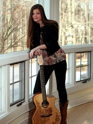 Katie Gallagher known as Katie G, performs this weekend at Just Jakes in Montclair at the Make A Difference Concert to raise money for Morris County Family Services.
