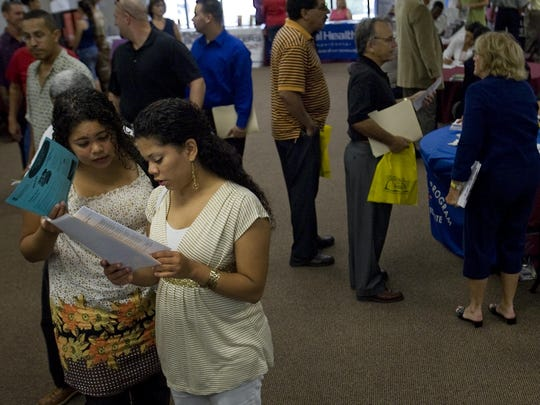 The Fort Myers spring job fair in partnership with the Southwest Florida Hispanic Chamber of Commerce is Thursday, March 3, at Hodges University in Fort Myers.
