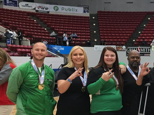 Fort Myers girls basketball state title, 2017-2018