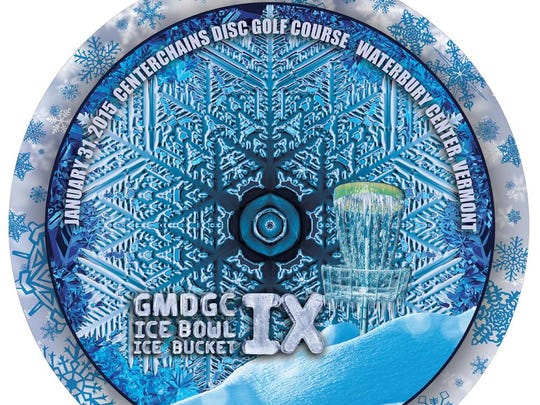 This year's disc golf Ice Bowl is set for Jan. 31 at