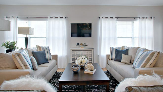 The remaining two-bedroom residences at The Hillside Club are some of the most spacious apartments in the building.
