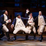 'Hamilton,' Broadway's hip-hop smash, is coming to Tempe's ASU Gammage in 2017-18