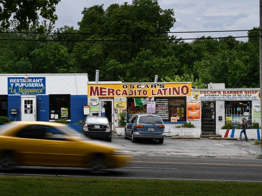 Nolensville Pike includes Ethiopian restaurants, trendy cafes, auto repair shops, Mexican taquerias, a Kurdish mosque and the Nashville Zoo. The area has been affordable for business owners and residents for years.