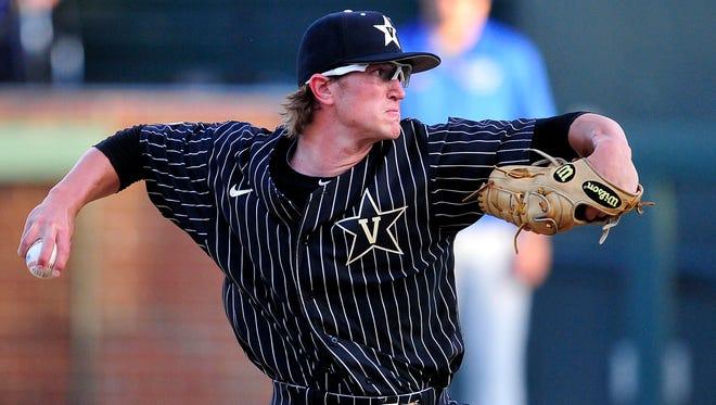 Vanderbilt's Carson Fulmer