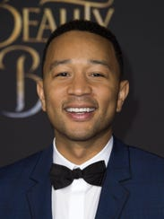 """Underground"" executive producer John Legend also curated"