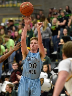 Former Great Falls High standout Hunter McKinney announced Tuesday he will be transferring to the University of Providence from Dawson Community College.