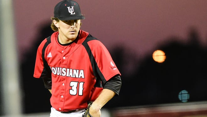 Wyatt Marks, shown here against Georgia State last year, is moving from a starting role to the bullpen this year.
