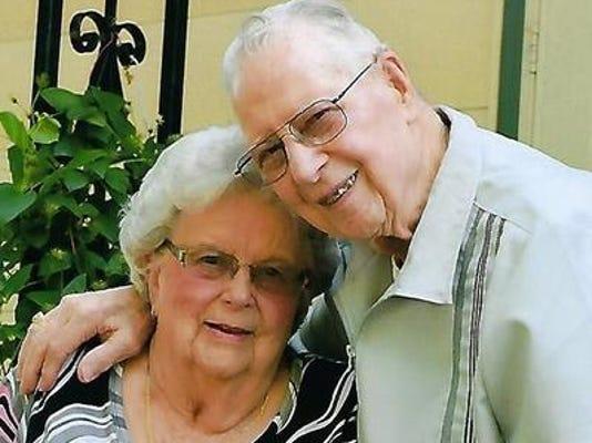 Anniversaries: Jesse Godsk & Margaret Godsk