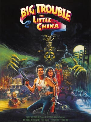 """""""Big Trouble in Little China"""""""