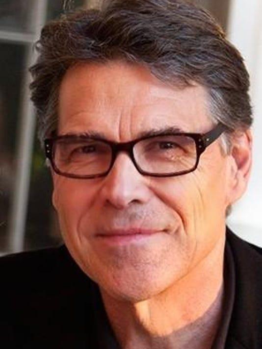 Perry mugshot
