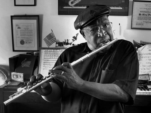 Pookie Johnson (1927-2005).
