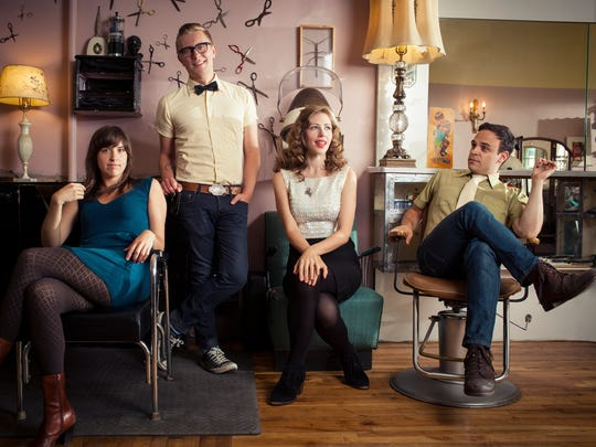 Jazzy rock band Lake Street Dive has a Nov. 16 show at Water Street Music Hall.