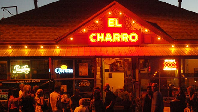 El Charro Cafe in Tucson is a popular place for downtown dining.