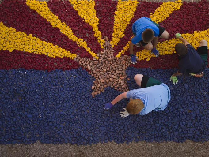 100 things you might not know about Arizona   Fifth-graders