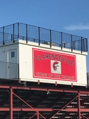 A new era is about to begin at Clarenceville's football stadium.