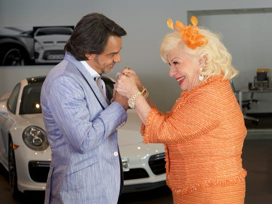 How to be a latin lover review maximo eugenio derbez and his wife peggy rene ccuart Choice Image