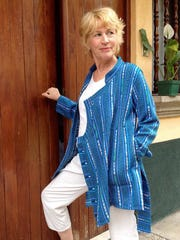 Wendy Carpenter's jackets are patterned off an existing