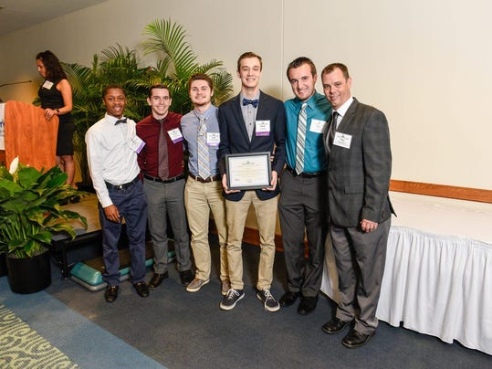 Delta Sigma Phi Community Service Awards
