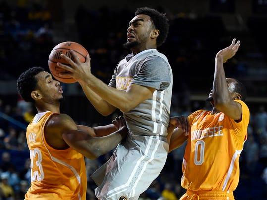 Tennessee VCU Basketball