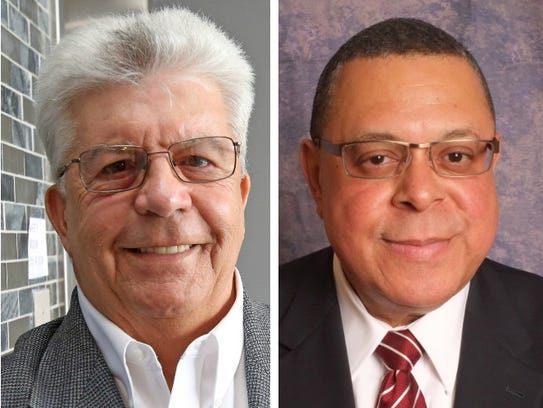 Richard Falanka and Greg Adams are vying for the position