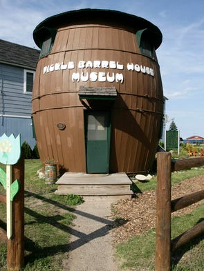 20 of Michigan's most unusual museums