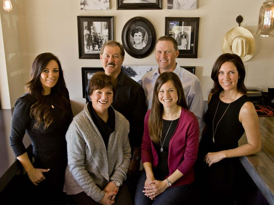 Restaurants are a family business for the Vasquez family