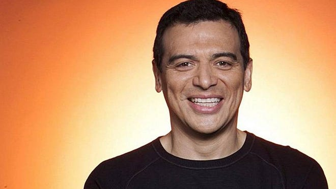 Carlos Mencia was last in town in 2005. He returns with his comedy show on Oct. 26 at The Moon.