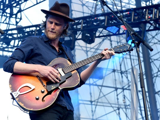 Wesley Schultz will perform with the Lumineers on June 11 at Old National Centre.
