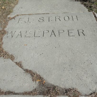 Door County museum seeks help finding engraved sidewalk stones in Sturgeon Bay